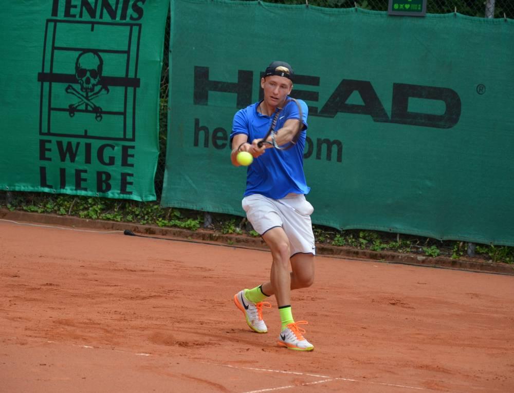Mate Valkusz gewinnt sein erstes Future-Turnier