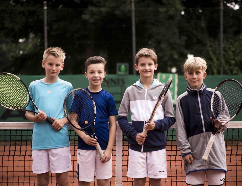 Junioren U12 wird Meister in der Bezirksliga