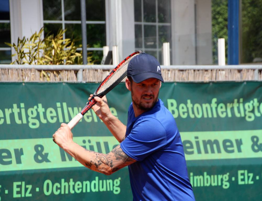 Zwei Mannschaften des TC BW Neuss sind Tabellenführer in der Niederrheinliga.