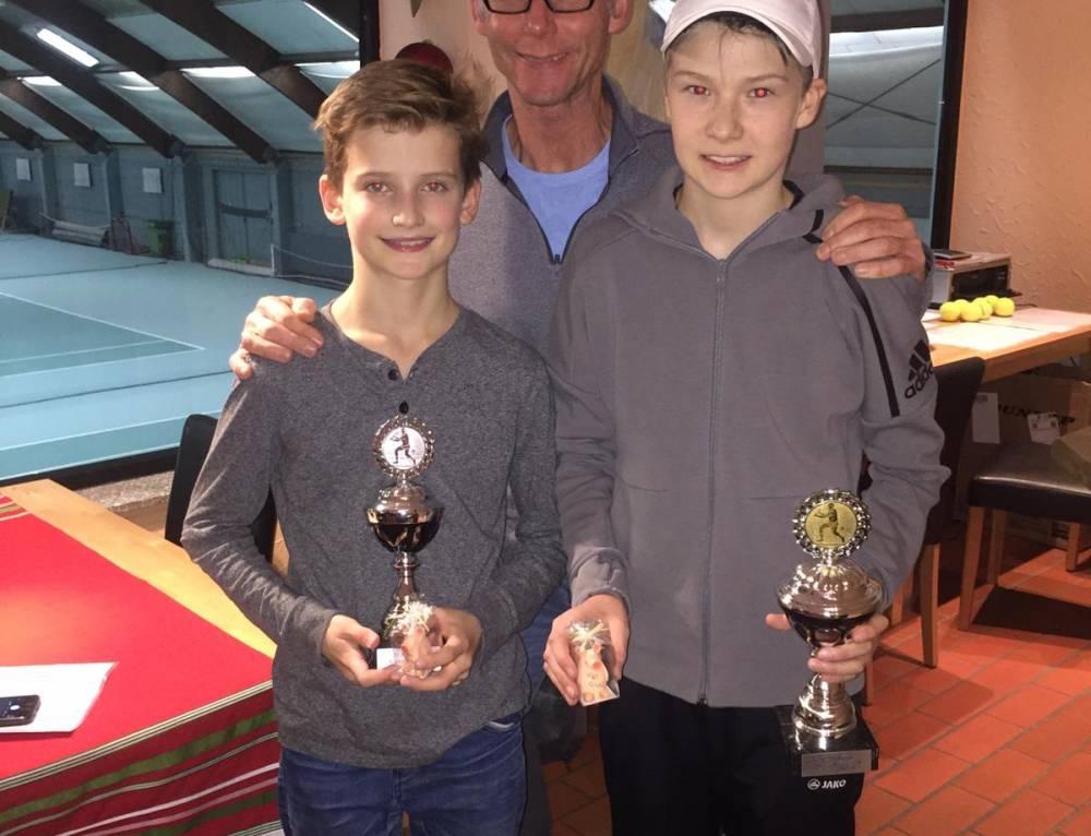 """Ben Steinhöfel überrascht mit 2. Platz beim """"Axel Niemöller-Cup"""""""