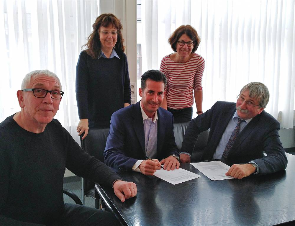 TC BW Neuss startet Kooperation mit Neusser Schulen.