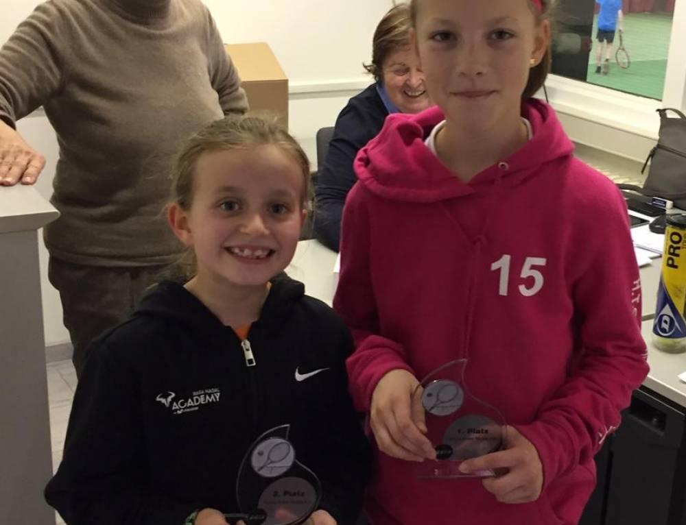 Weitere Erfolge der Blau-Weiss Tennisjugend!