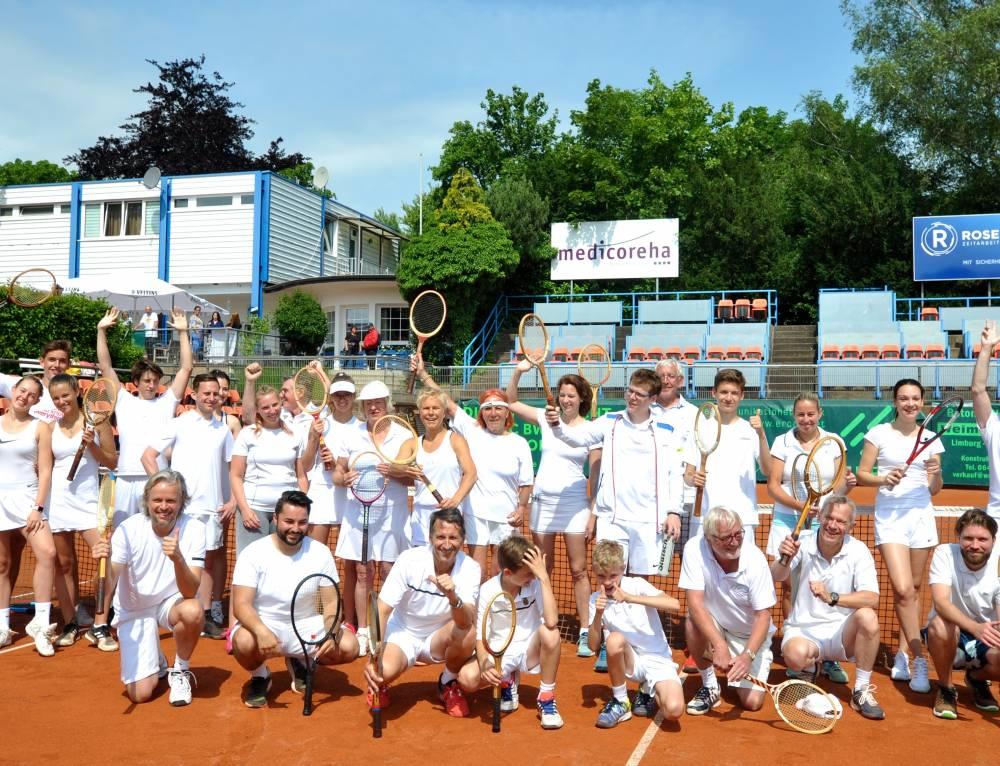 ProAm-Turnier 2019 klassisch in Weiß