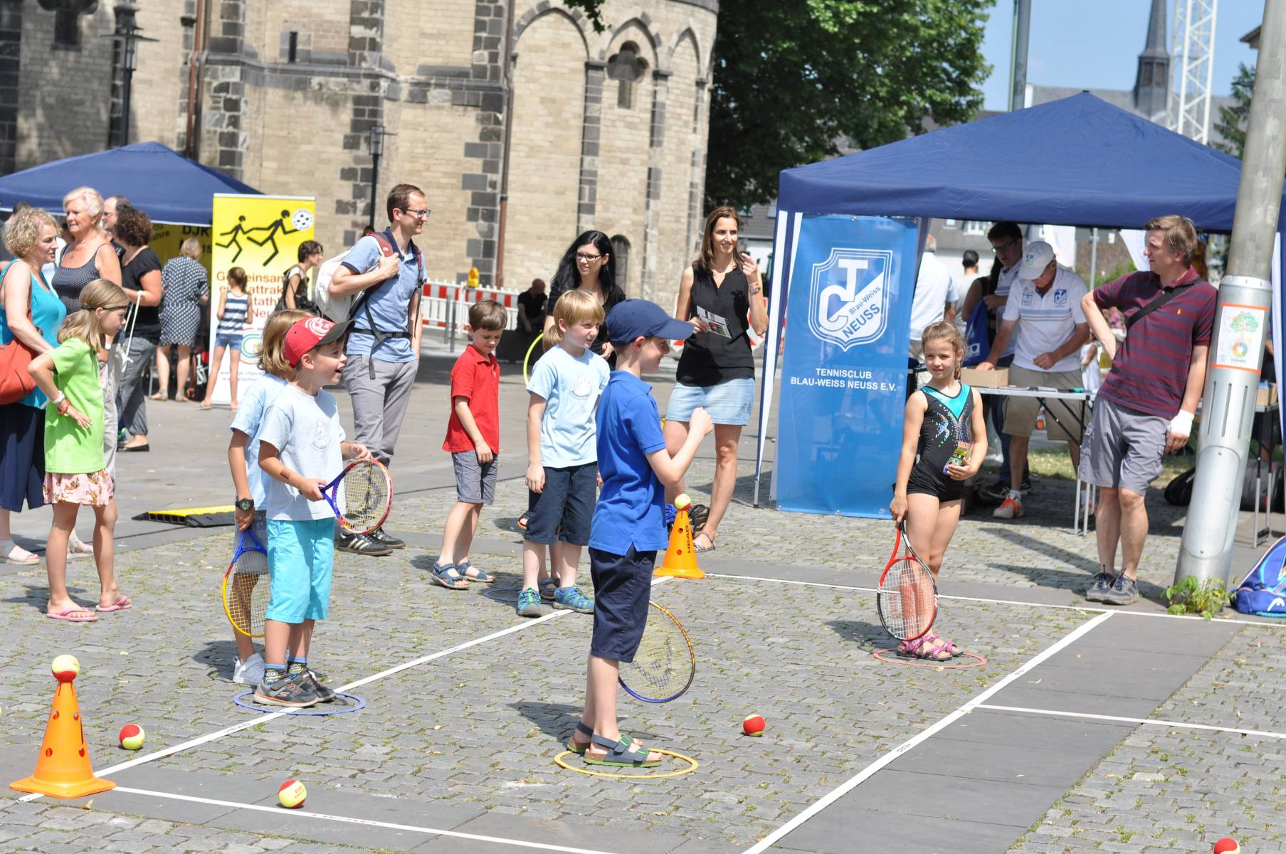 City-Familien-Sport-Tag