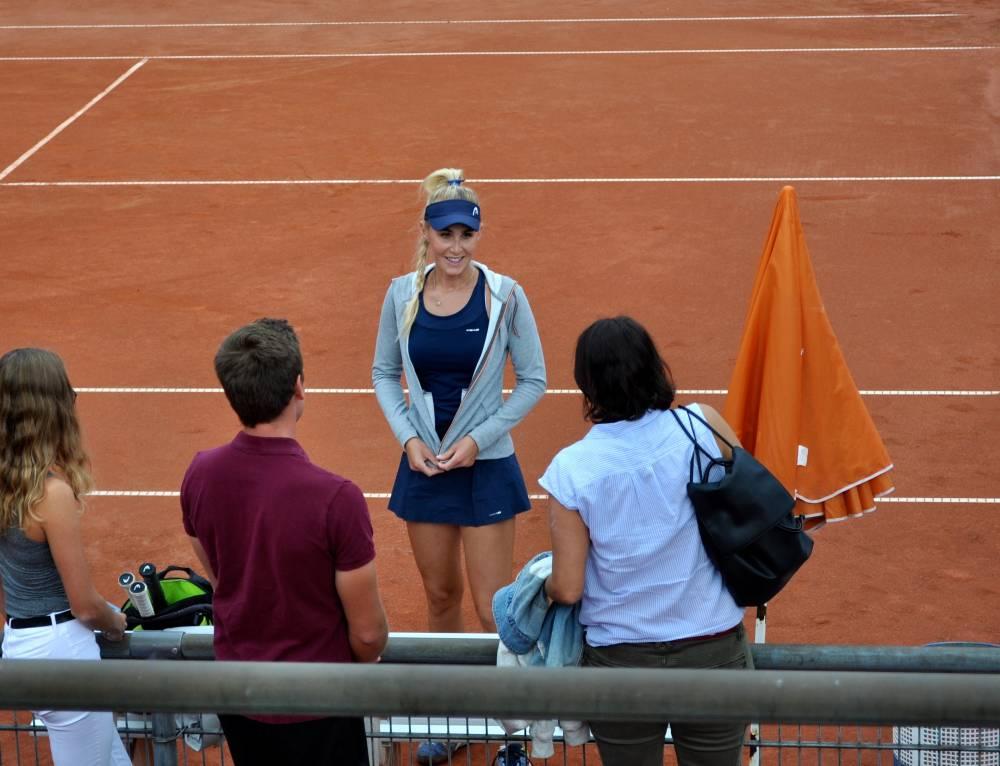 Hochklassige Matches bei den TC Blau-Weiss Neuss Open