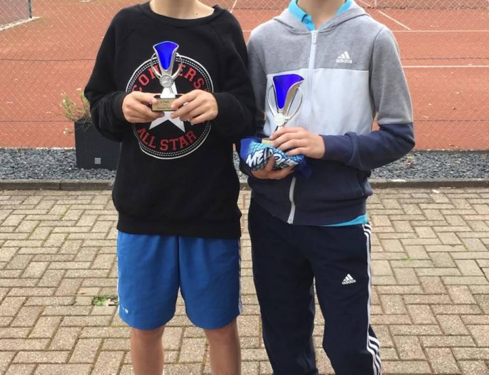 Ben Steinhöfel erringt weitere Turniersiege
