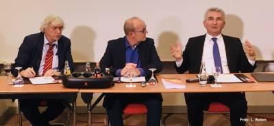 Andreas Pinkwart und Paul J. J. Welfens
