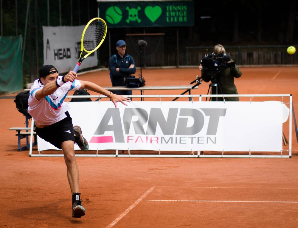 DIE VORRUNDE DER TANNENHOF RESORT GERMAN MEN'S SERIES