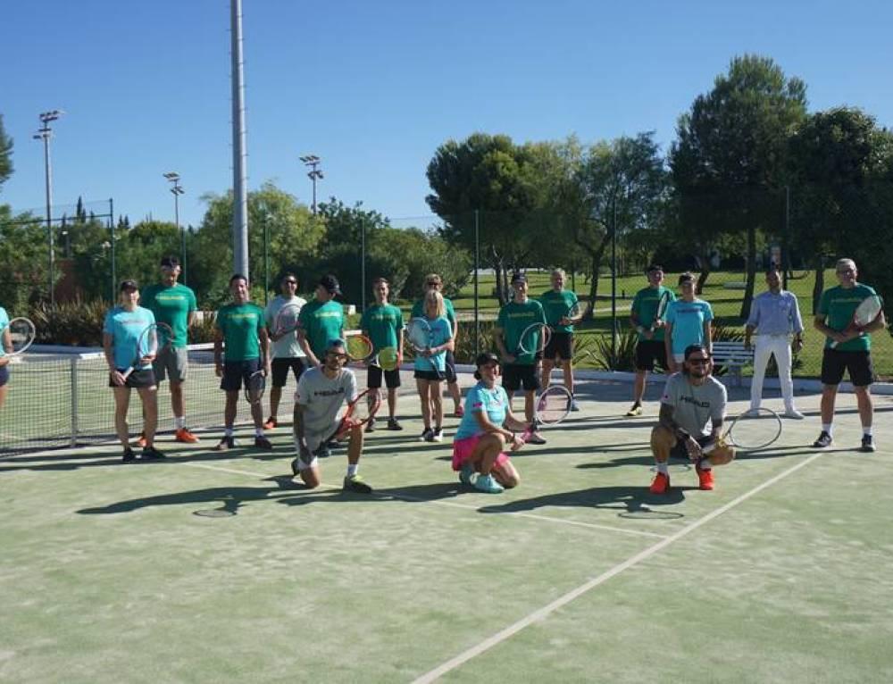 TC BW Neuss lässt Saison im sonnigen Portugal ausklingen